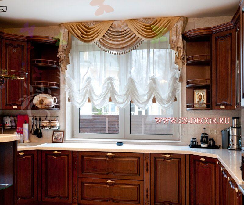 Шторы занавески для кухни фото