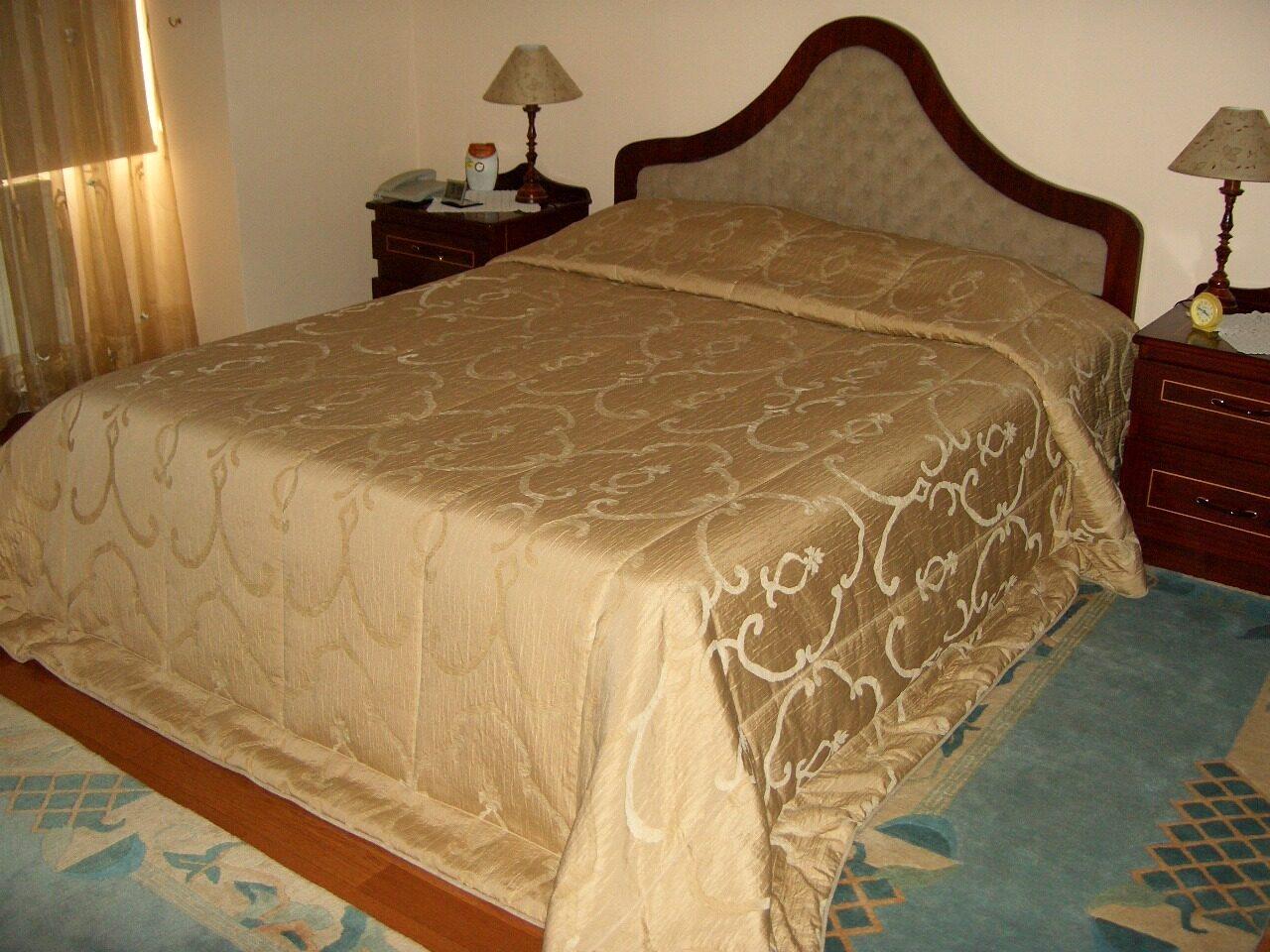 Как сшить покрывало на кровать своими руками фото